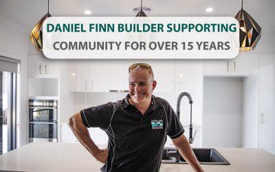 Daniel Finn Builder Supporting Community For Over 15 Years