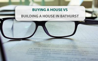 Buying A House Vs Building A House In Bathurst